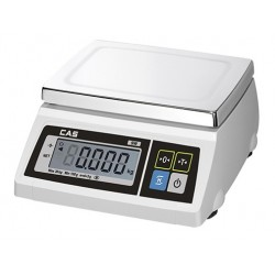 Elektronische weegschaal tot 5 kg