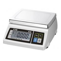 Elektronische weegschaal tot 30 kg
