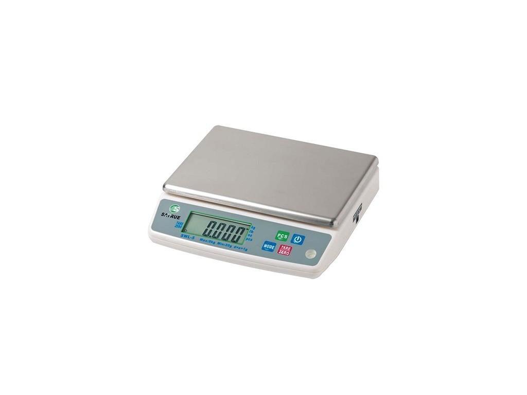 Satrue Elektronische weegschaal 5 kg